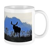 Cute Largest member of the deer family Mug