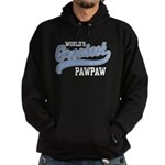 World's Greatest PawPaw Hoodie (dark)