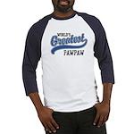 World's Greatest PawPaw Baseball Jersey