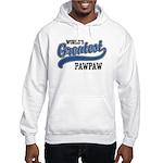 World's Greatest PawPaw Hooded Sweatshirt