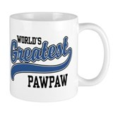 World's Greatest PawPaw Small Mug