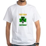 Irish Dancer's Dad Free T-Shirt