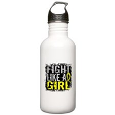 Fight Like a Girl 31.8 Sarcoma Water Bottle