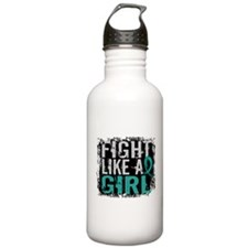 Fight Like a Girl 31.8 PKD Water Bottle