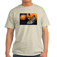 Lizard in Pumpkin Light T-Shirt