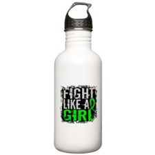 Fight Like a Girl 31.8 Lyme Disease Water Bottle