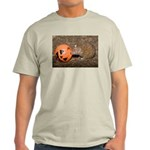 Lesser Tenrec with Pumpkin Light T-Shirt