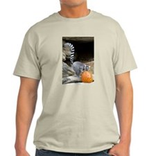 Lemur Pumpkin Light T-Shirt
