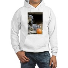 Lemur Pumpkin Hooded Sweatshirt