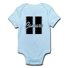 Camaro Racing Stripes Infant Bodysuit
