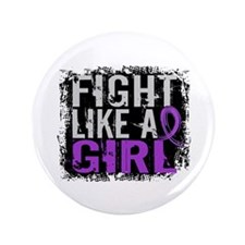 "Fight Like a Girl 31.8 Epilepsy 3.5"" Button (100 p"