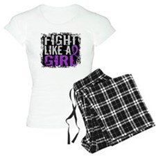 Fight Like a Girl 31.8 Crohn's Disease Pajamas