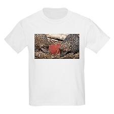 Hedgehog Heart Kids Light T-Shirt