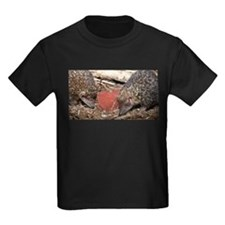 Hedgehog Heart Kids Dark T-Shirt