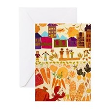 Cute Community Greeting Cards (Pk of 20)