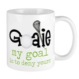 My Goal Small Mugs