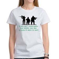 Our Troops Tee