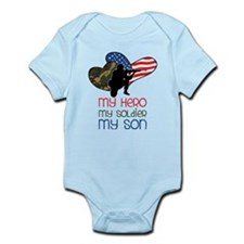 My Hero Infant Bodysuit