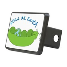 Peas On Earth Hitch Cover