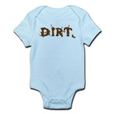 Plays in the Dirt Infant Bodysuit