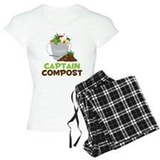 Captain Compost Pajamas