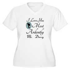 Personalized Jane Austen Quote T-Shirt