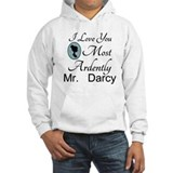 Personalized Jane Austen Quote Jumper Hoody