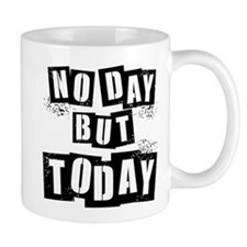 Funny Rent musical Mug