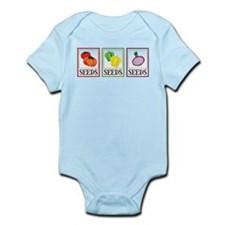 Seed Packets Infant Bodysuit