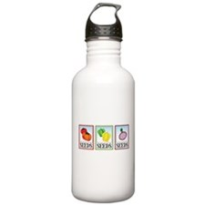 Seed Packets Water Bottle