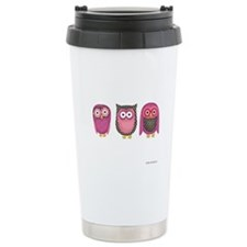 3 Owls Travel Mug