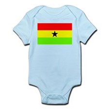 Ghana Infant Creeper