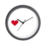 Cute Boy kimberly Wall Clock