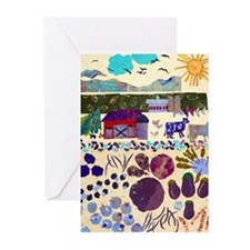 Cute Farms Greeting Cards (Pk of 20)