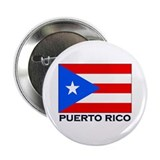 Puerto Rico Flag Stuff Button