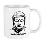 BUDDHA (Buddhi-licious) Mug