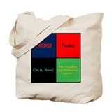NCIS Quotes Tote Bag