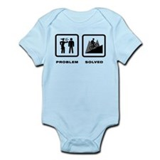 Mountain Biking Infant Bodysuit