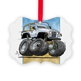 Unique Off road Picture Ornament