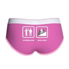 Mountain Biking Women's Boy Brief