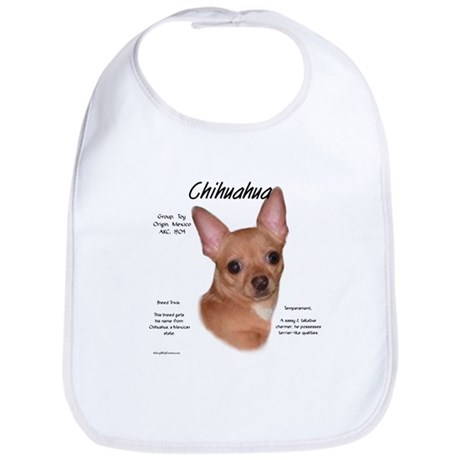 Smooth Chihuahua Bib