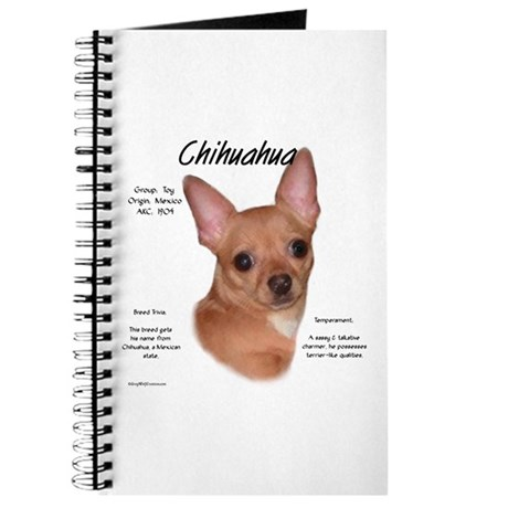 Smooth Chihuahua Journal
