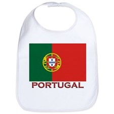 Flag of Portugal Bib