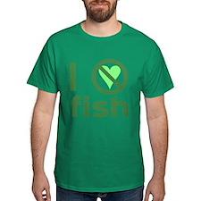 I Hate Fish T-Shirt
