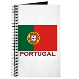 Portugal Flag Stuff Journal