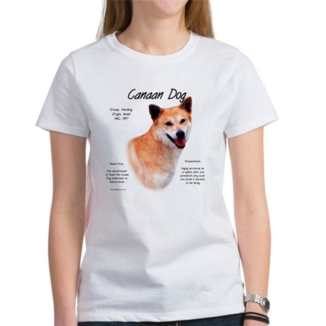 Canaan Dog Women's T-Shirt