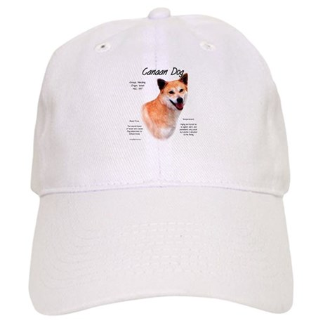 Canaan Dog Cap