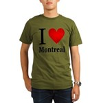 ilovemontreal.png Organic Men's T-Shirt (dark)
