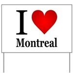 ilovemontreal.png Yard Sign