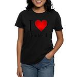 ilovemontreal.png Women's Dark T-Shirt